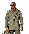 Rothco 8244 Olive Drab M-65 Field Jacket-5XL