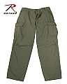 Rothco 4388 Vintage Vietnam Era Olive Drab 6-Pkt Fatigue Pants-2XL