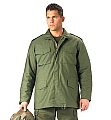 Rothco 9240 Deluxe Olive Drab NYCO M-65 Field Jacket