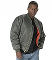Rothco 7333 Sage MA-1 Flight Jacket-2XL
