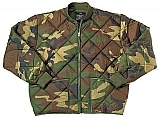 Rothco 7170 Camouflage Diamond Quilted Flight Jacket
