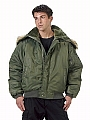 Rothco 7192 Sage N-2B Flight Jacket-3XL