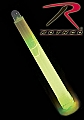 "Rothco 707 6"" Green Chemical Lightstick"