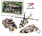 Rothco 572 Kids Super Warrior Vehicle Play Set
