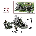 Rothco 573 Kids Military Force Amphibious Play Set