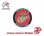 Rothco 1678 Marine Corps Decal-Face-Gum