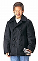 Rothco 7068 Kids U.S. Navy Type Peacoat