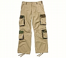 Rothco 2137 Khaki w/Woodland Camo Accent Fatigues-2XL