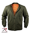 Rothco 8549 Olive Drab Flyers Intermediate Fleece Jacket