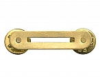 Rothco 71001 1 Ribbon Brass Mount