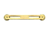 Rothco 71002 2 Ribbon Brass Mount