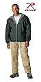 Rothco 8265 Reversible Fleece-Lined Nylon Jacket w/Hood-3XL
