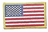 Rothco 1777 U.S. Flag Patch