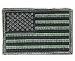 Rothco 1778 SuBDUed U.S. Flag Patch