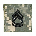 Rothco 1768 ACU Digital Camo Sergeant 1st Class Embroidered Rank Insignia