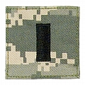 Rothco 1766 ACU Digital Camo 1st Lieutenant Embroidered Rank Insignia