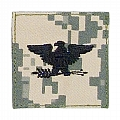 Rothco 1784 ACU Digital Camo Colonel Lieutenant Embroidered Rank Insignia