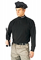 Rothco 3415 Black Security Mock Turtleneck-3XL