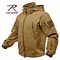 Rothco 9867 Coyote Brown Special Ops Soft Shell Jacket