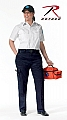 Rothco 5624 Womens Navy Blue E.M.T. Pants w/Expandable Waistband