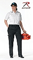 Rothco 5623 Women's Black E.M.T. Pants w/Expandable Waistband