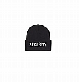 Rothco 5442 Black Security Embroidered Watch Cap