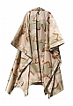 Rothco 4758 G.I. Type Tri-Color Desert Rip-Stop Poncho