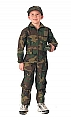 Rothco 7308 Kids Woodland Camo Flightsuit