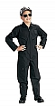 Rothco 7301 Kids Black Flightsuit