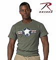 Rothco 66301 Vintage O.D. Army Air Corp T-Shirt-2XL