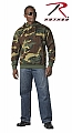 Rothco 6590 Woodland Camo Pullover Hooded Sweatshirt