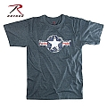 Rothco 66500 Vintage Blue Army Air Corp T-Shirt