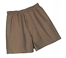 Rothco 157 G.I. Type Mens Brown Boxer Shorts