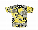 Rothco 5994 Stinger Yellow Camouflage T-Shirt