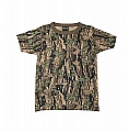 Rothco 6704 Kids Smokey Branch Camo T-Shirt