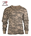Rothco 6775 Kids Army Digital Camouflage Long Sleeve T-Shirt