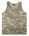 Rothco 8764 Army Digital Camouflage Tank Top