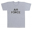 Rothco 61020 Air Force Grey Physical Training T-Shirt
