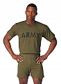 Rothco 60137 Olive Drab 'ARMY' T-Shirt-2XL