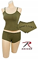 Rothco 3276 Womens Olive Drab 'Booty Camp' Shorts