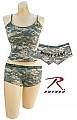 Rothco 3477 Womens Army Digital Camo 'Booty Camp' Shorts