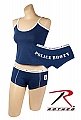 Rothco 3877 Womens Navy Blue 'Police Booty' Short