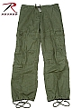 Rothco 3186 Womens Olive Drab Vintage Paratrooper Fatigues