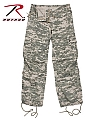 Rothco 3396 Womens Army Digital Camo Vintage Paratrooper Fatigues