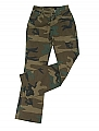 Rothco 3344 Womens Woodland Camo Stretch Flare Pants