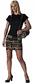 Rothco 1016 Womens Woodland Camo Short Skirt