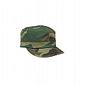 Rothco 1150 Womens Woodland Camo Fatigue Hat