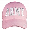 "Rothco 9485 Women's Deluxe Pink ""Army"" Low Profile Cap"