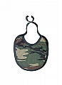 Rothco 66045 Infant Woodland Camo Bib