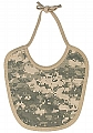 Rothco 66068 Infant Army Digital Camo Bib